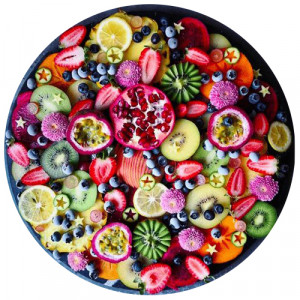 Сочные фруктовые чаи