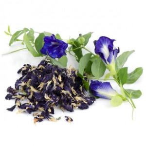 Тайский синий чай Анчан или Чанг Шу