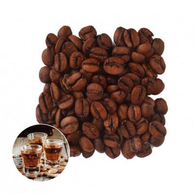 Амаретто Кофе в зернах ароматизированный