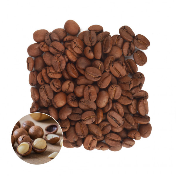 Гавайский Орех Кофе в зернах ароматизированный