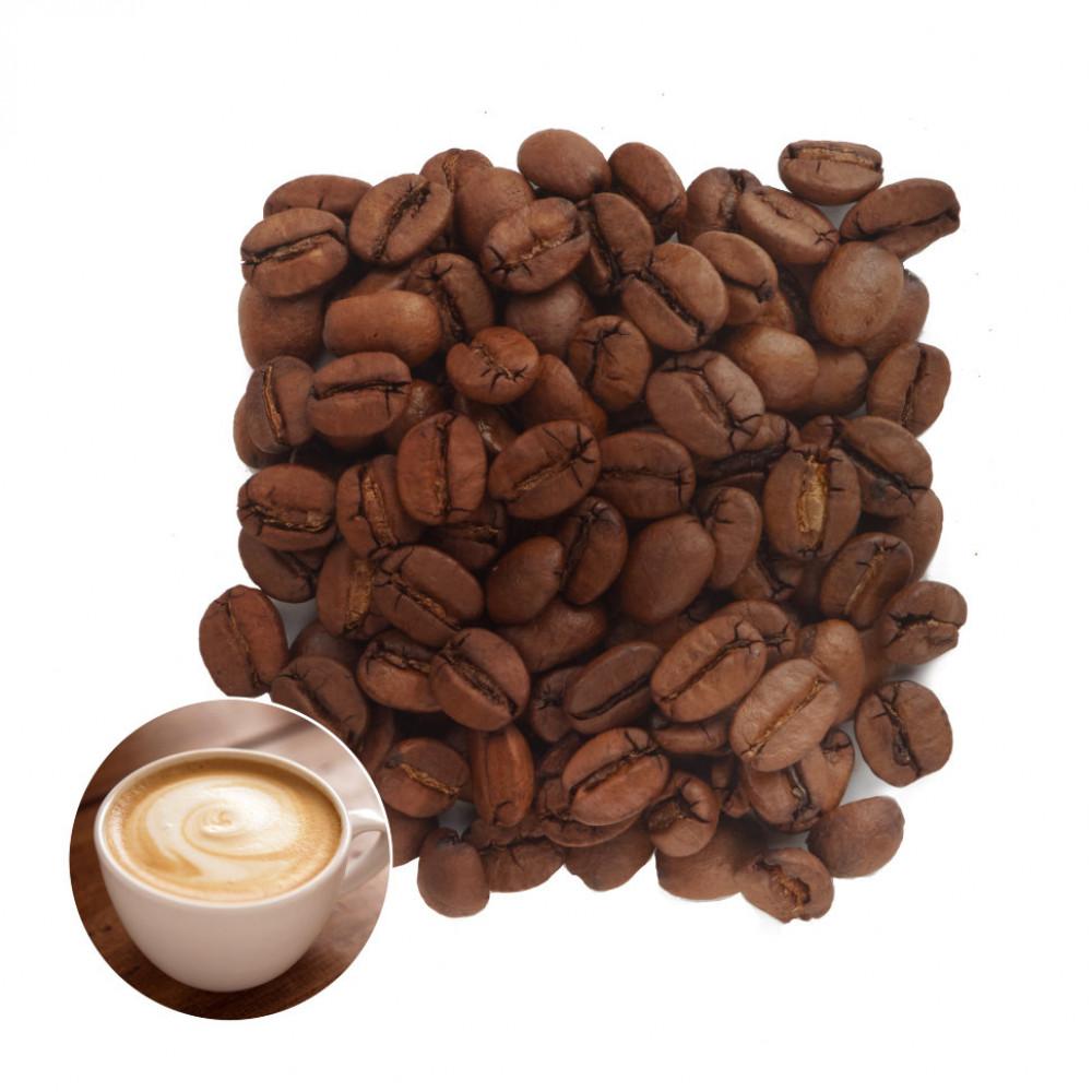 Капучино Кофе в зернах ароматизированный