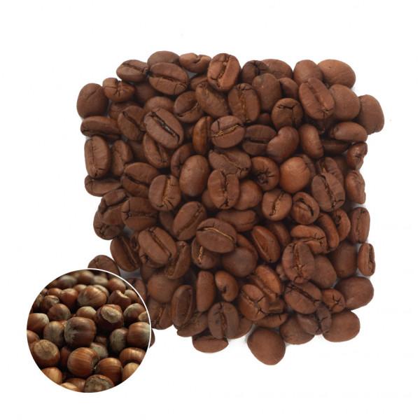 Лесной Орех Кофе в зернах ароматизированный