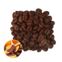 Кофе в зернах ароматизированный Шоколадный Апельсин