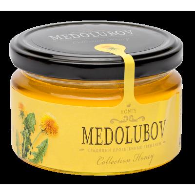 Мёд Медолюбов одуванчиковый 250мл