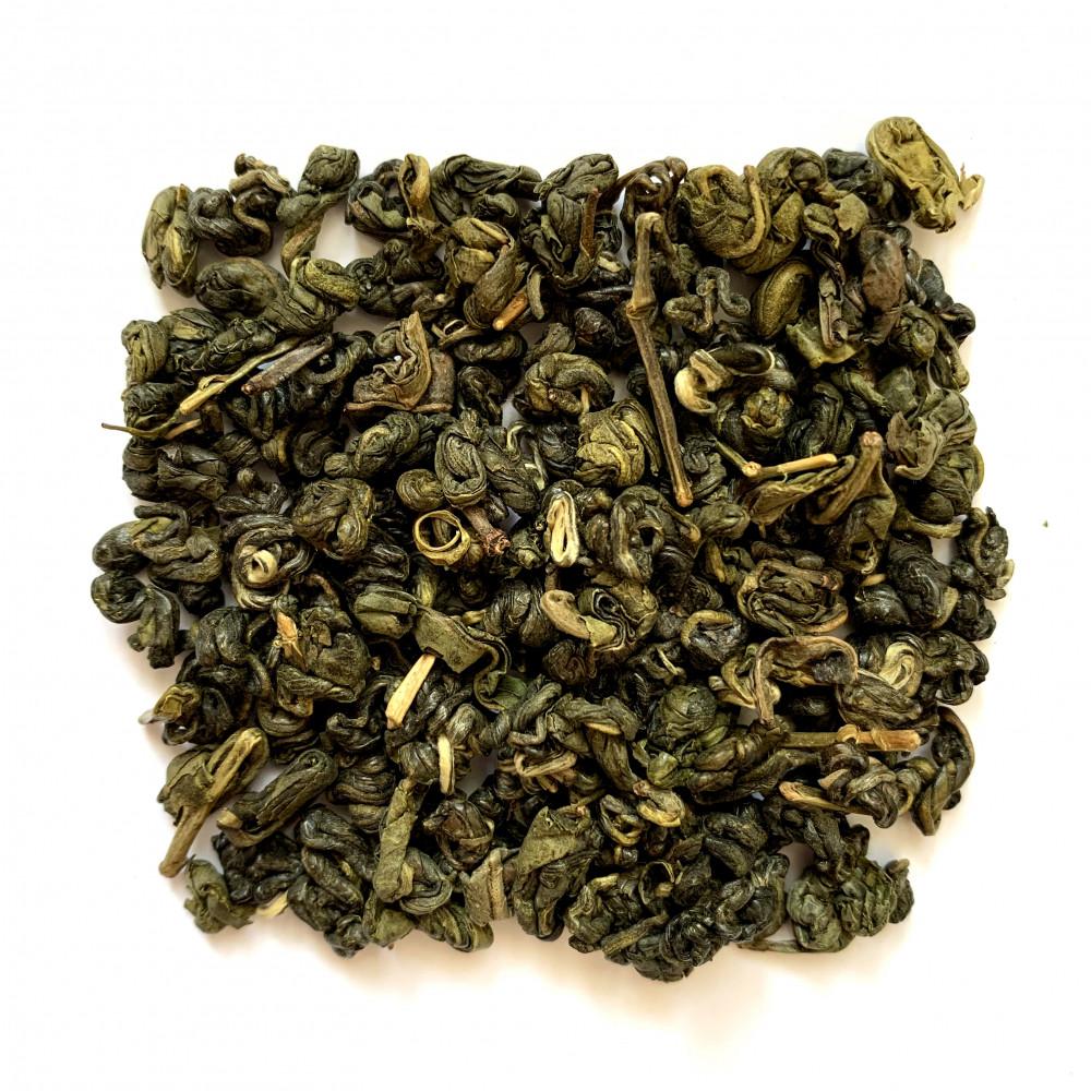 Китайский зеленый чай Лу Инь Ло (Изумрудный жемчуг)