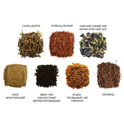 Знакомство с чайными напитками набор пробников