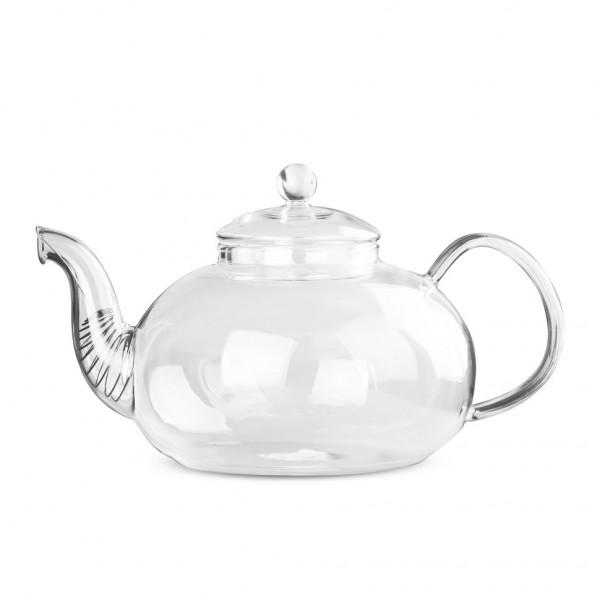 Чайник из жаропрочного стекла 1500 мл Смородина (без заварочной колбы)