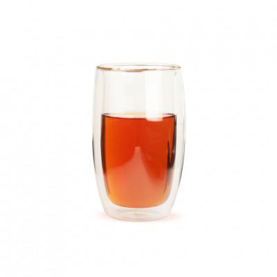Лотос Бокал (упаковка 2 шт) из жаропрочного стекла 450 мл