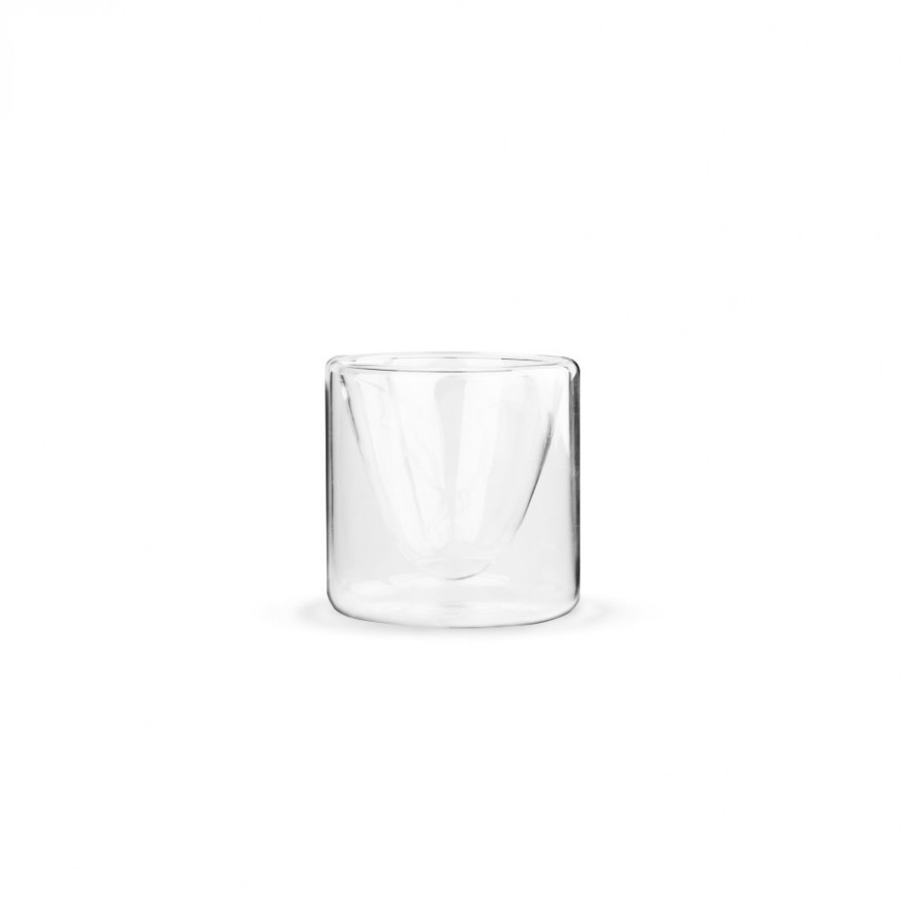 Бокал из жаропрочного стекла Сакура 100 мл (упаковка 4 шт)