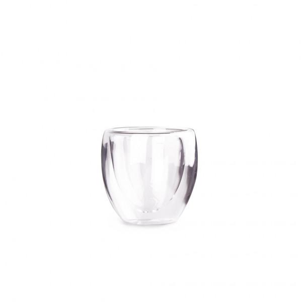 Киото (упаковка 4 шт) необжигающая чашка из жаропрочного стекла 100 мл