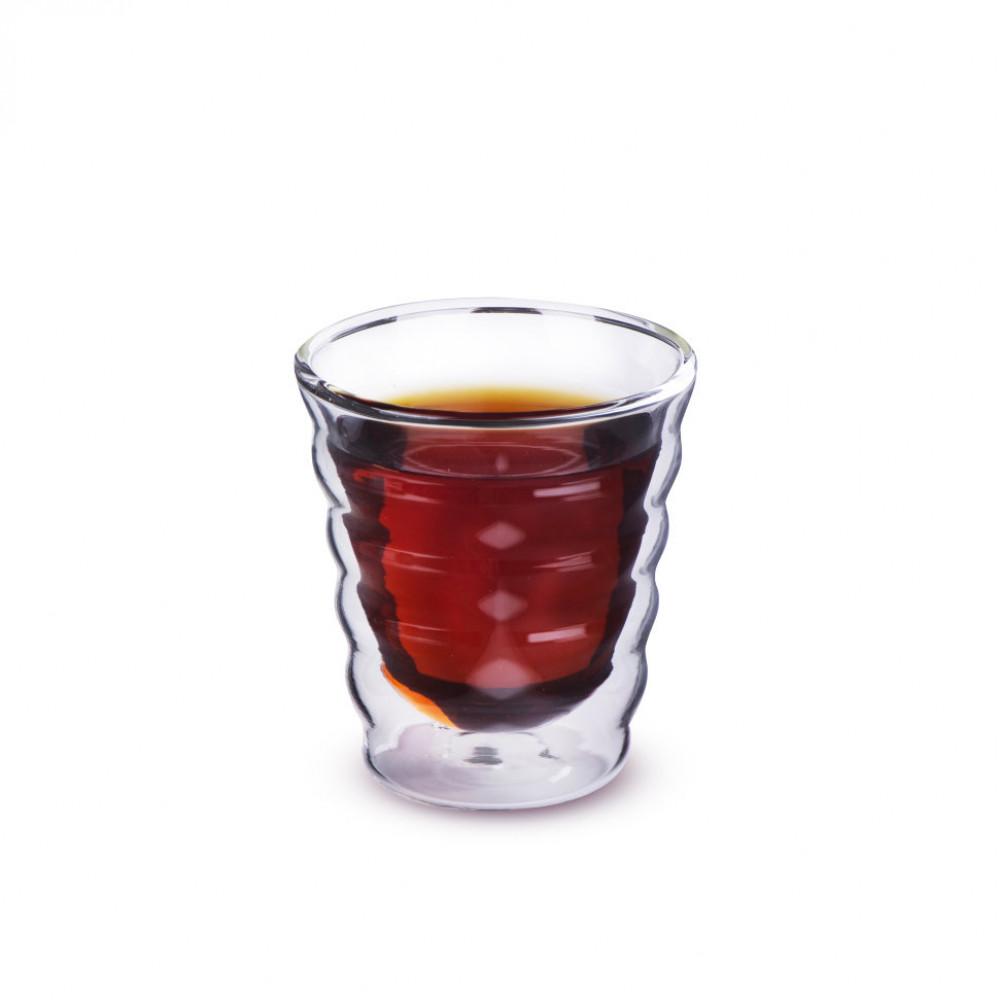Необжигающая чашка из жаропрочного стекла 180 мл Тама