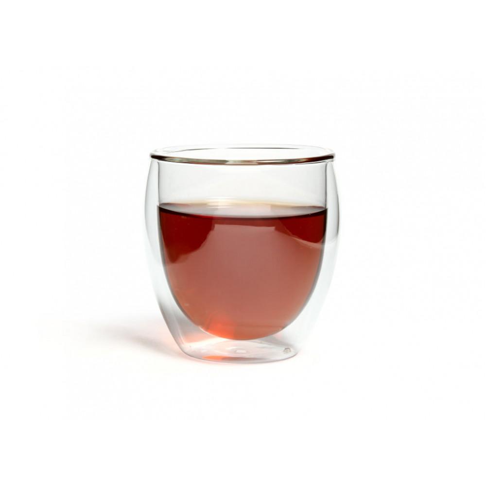 Необжигающая чашка из жаропрочного стекла 200 мл Киото
