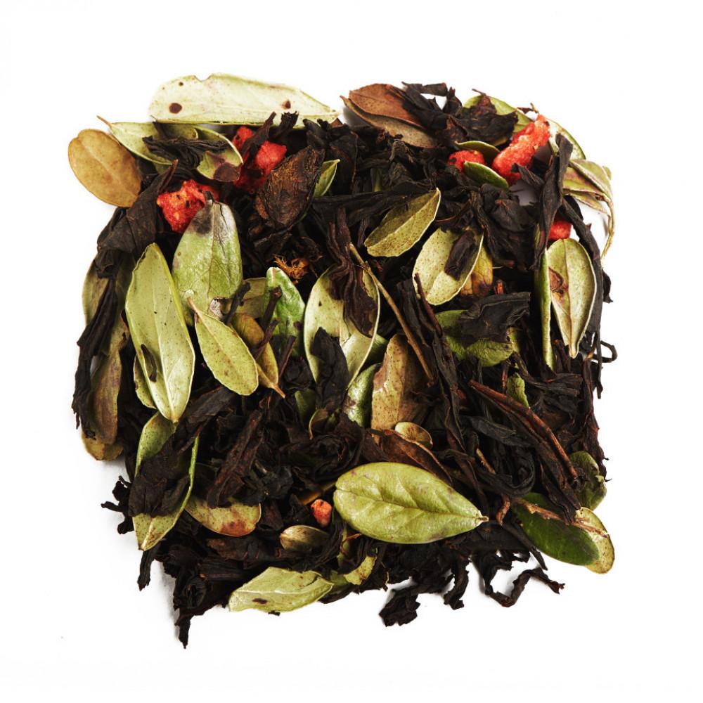 Клубника – Сливки (5 O'Clock) (индия) Чай черный ароматизированный