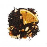 Чай черный ароматизированный «Апельсиновая фантазия» (Premium)