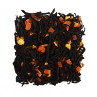 Чай черный ароматизированный «Красный апельсин» (Premium)
