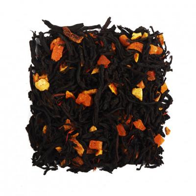 Красный апельсин (Premium) Чай черный ароматизированный