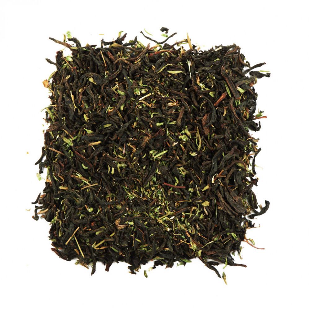 С чабрецом (Premium) Чай черный ароматизированный