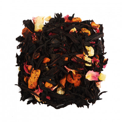 Волшебные тропики (Premium) Чай черный ароматизированный