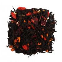 Чай черный ароматизированный «Апельсин и Годжи»