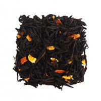 Чай черный ароматизированный «Апельсин со сливками»