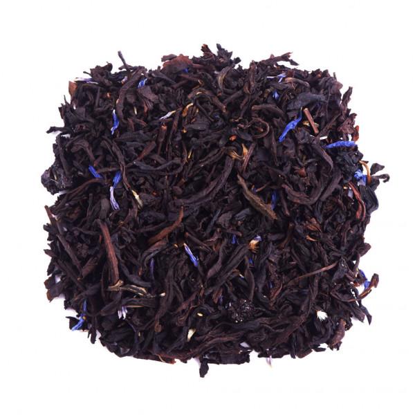 Черника со сливками Чай черный ароматизированный