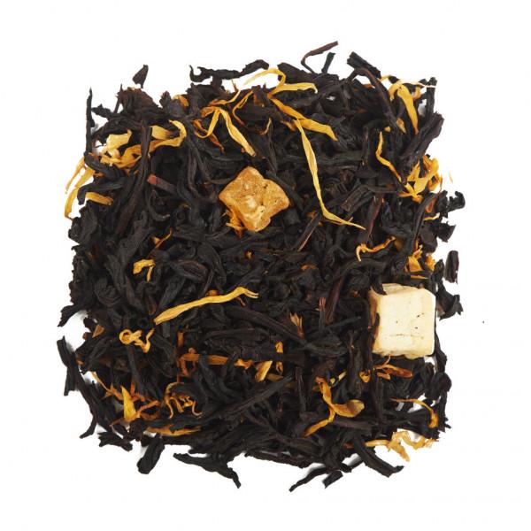 Дыня со сливками Чай черный ароматизированный