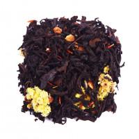 Чай черный ароматизированный «Груша-гранат»