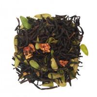 Чай черный ароматизированный «Клубника – Сливки»