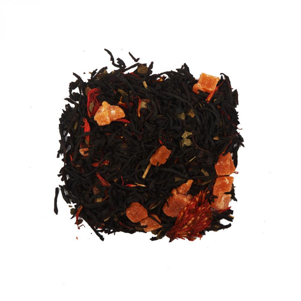 Манго и Лимон Чай черный ароматизированный