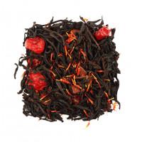 Чай черный ароматизированный «Шелковый путь»