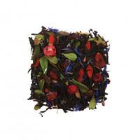 Чай черный ароматизированный «Спелый барбарис»