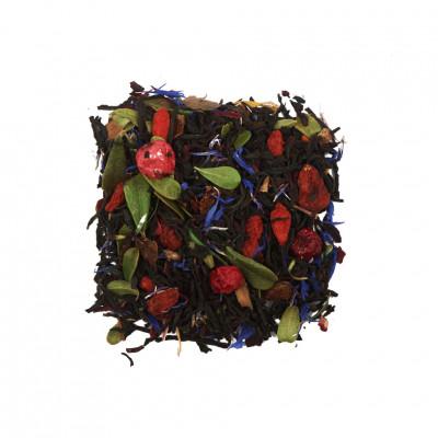 Спелый барбарис Чай черный ароматизированный
