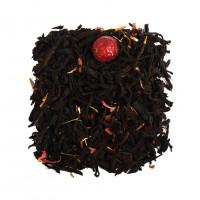 Чай черный ароматизированный «Ванильная клюква»