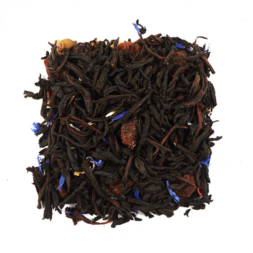 Виноградное утро Чай черный ароматизированный