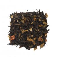 Чай черный ароматизированный «Земляника со сливками»