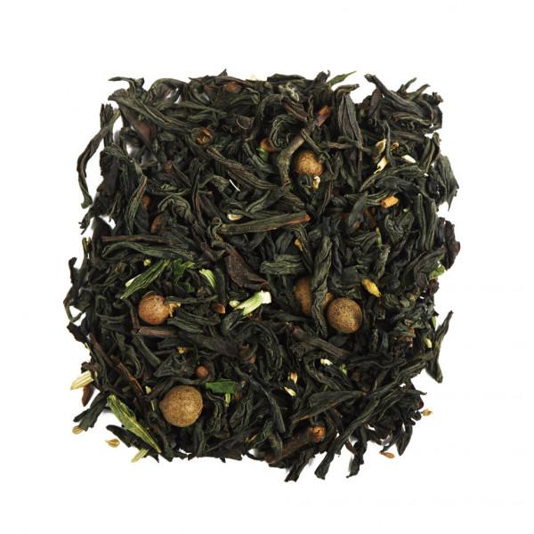 Масала Чай черный eco-line
