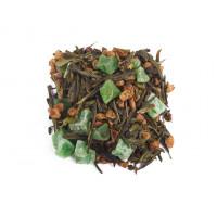 Чай зеленый ароматизированный «Дикое яблоко»