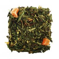 Чай зеленый ароматизированный «Гейша»
