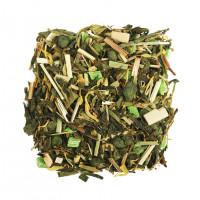 Чай зеленый ароматизированный «Лайм и Женьшень»
