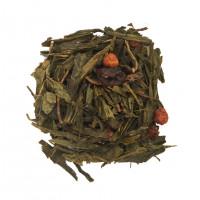 Чай зеленый ароматизированный «Лесная загадка»