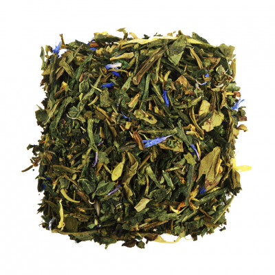 Моргентау Чай зеленый ароматизированный