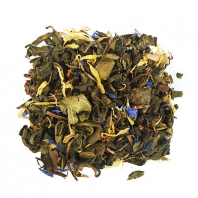 Мулен руж Чай зеленый ароматизированный