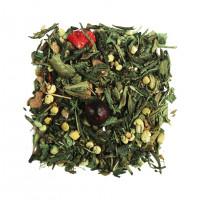 Чай зеленый ароматизированный «Русская красавица»