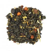 Чай зеленый ароматизированный «Рябиновые бусы»