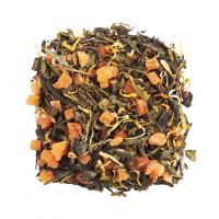 Чай зеленый ароматизированный «Солнечный персик»