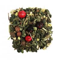 Чай зеленый ароматизированный «Стройный силуэт»