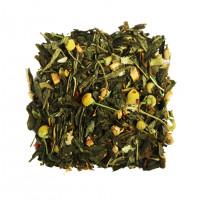Чай зеленый ароматизированный «Японская липа»