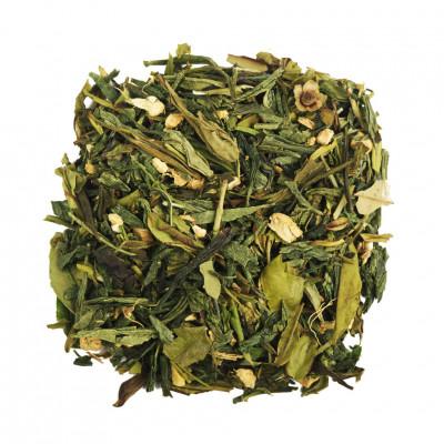 Зеленый с имбирем и медом Чай зеленый ароматизированный