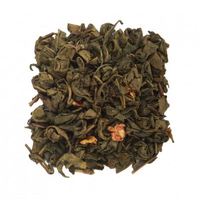 Зеленый с жасмином Чай зеленый ароматизированный