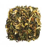 Чай зеленый eco-line «Зеленый с Имбирем»